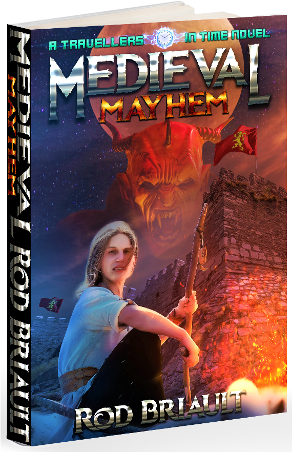 Medieval Mayhem cover
